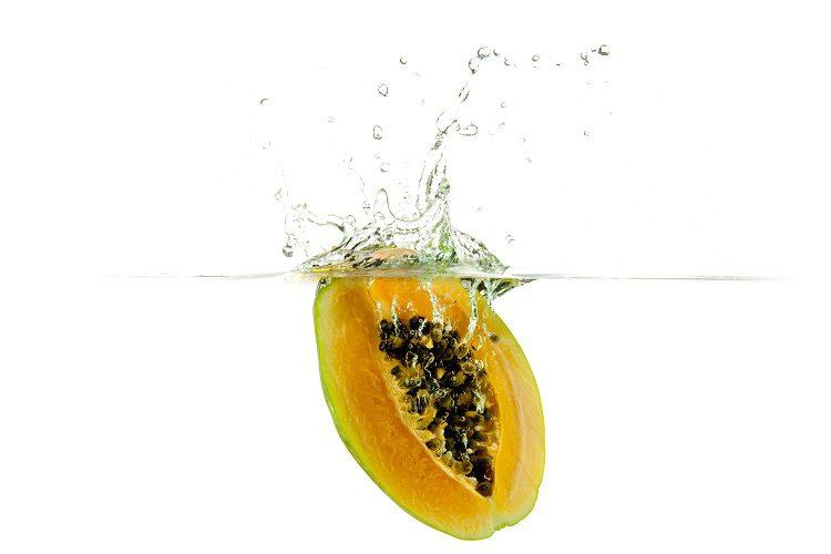 La papaya es una de las frutas más ricas y exóticas que hay en el mercado