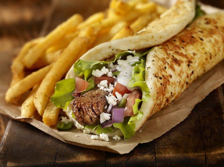Este Shawarma no tiene nada que envidiar a los que has probado en la calle