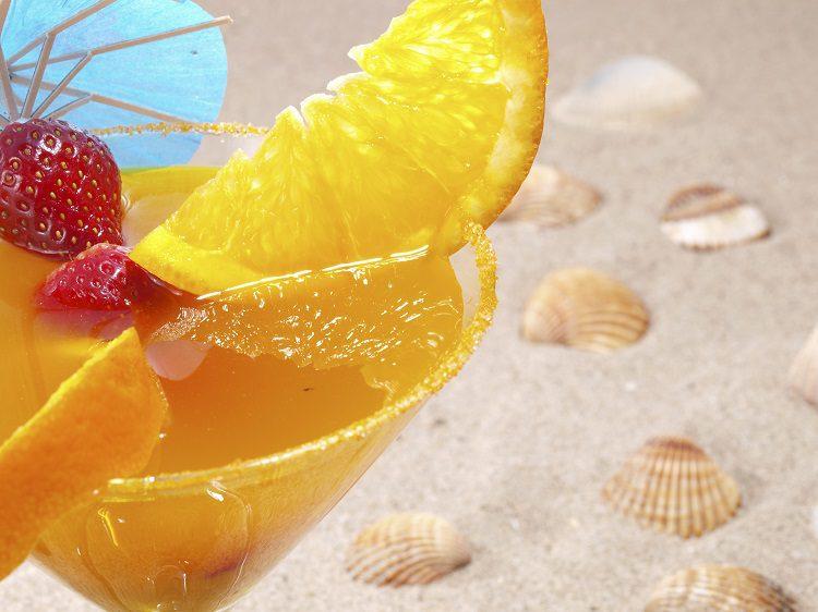 El agua de Valencia es un famoso cóctel a base de zumo de naranja