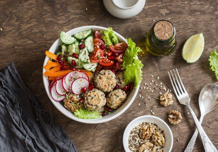 Las albóndigas pueden combinarse con diferentes ingredientes para darle toques de sabor increíbles