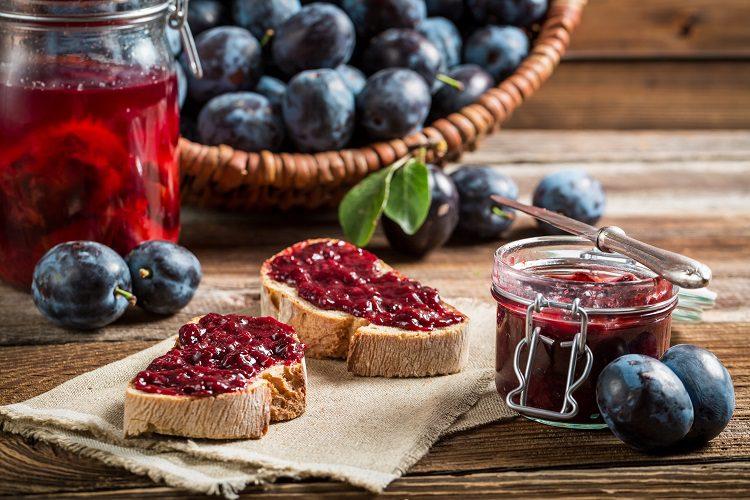 Esta mermedlada es rica en nutrientes y también constituye el acompañamiento perfecto para platos dulces como salados
