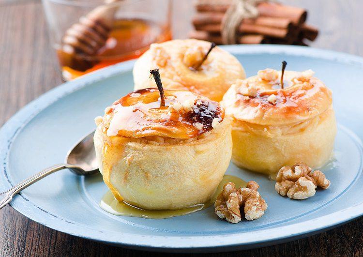 La manzana se puede utilizar para hacer mermeladas, postres y muchas recetas