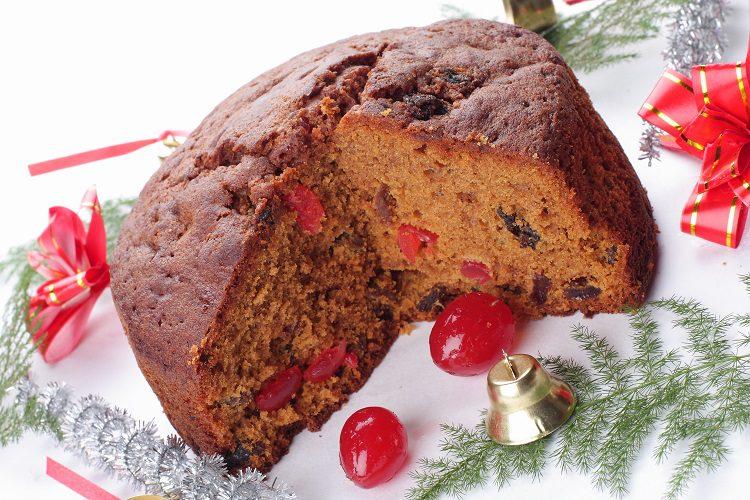 El plum cake es una receta típica inglesa