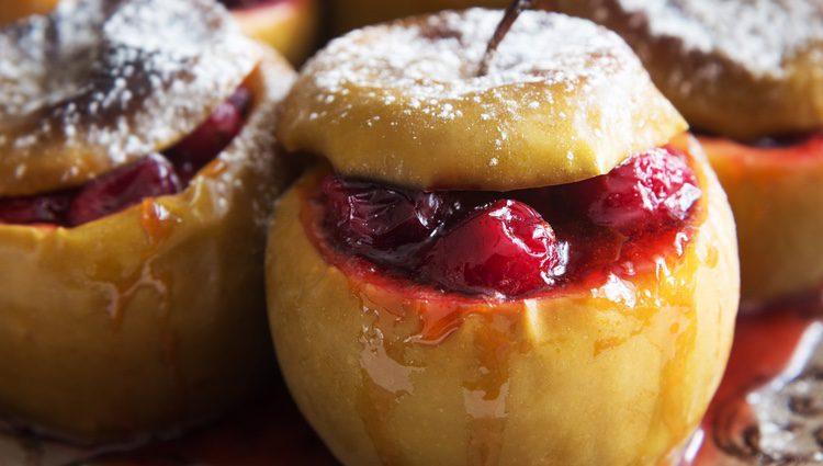 Las manzanas asadas son el postre ideal con el que siempre triunfarás con tus comensales