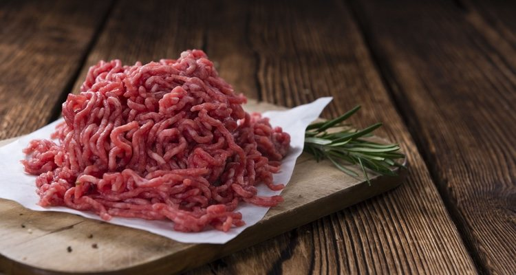 La carne picada es el ingrediente base para realizar este riquísimo plato