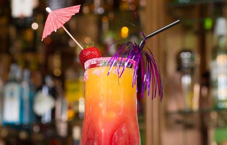 A base de zumos, este cóctel es uno de los más famosos del mundo