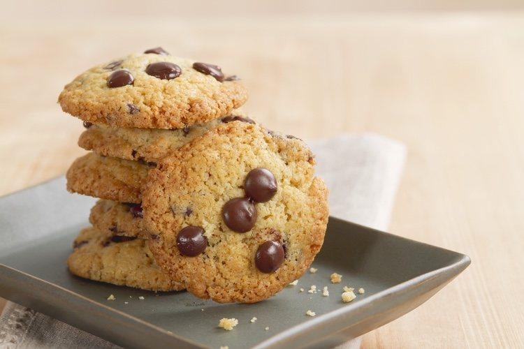 Las cookies tradicionales son las que llevan pepitas de chocolate
