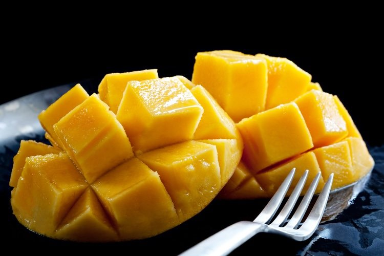 Usa siempre un mango bien maduro
