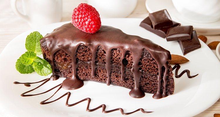 La tarta Sacher, considerada una de las mejores del mundo