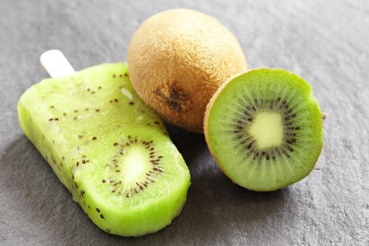 Los kiwis son ideales en procesos de pérdida de peso