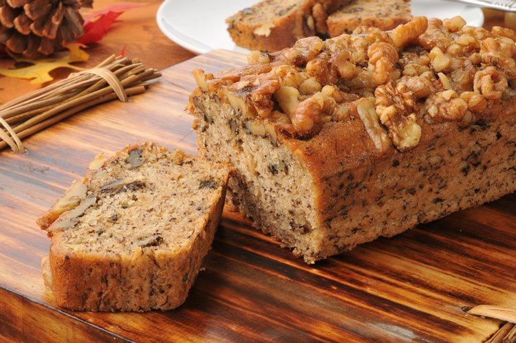 Las nueces combinan a la perfección con el pan