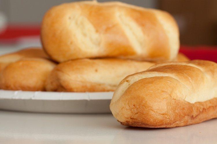 El pan de leche es un alimento ideal para tomar en cualquier momento del día