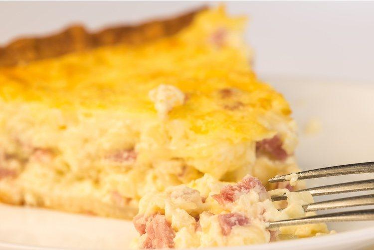 El quiché es un plato ideal para celebraciones