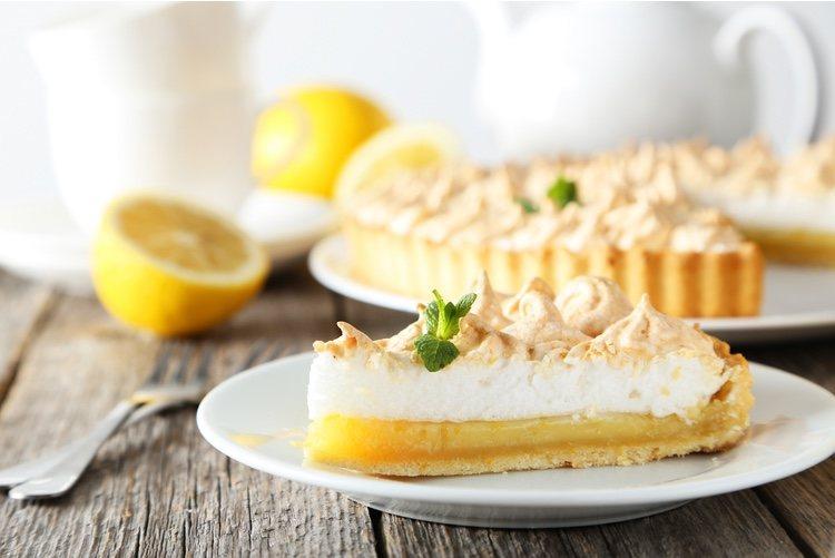 Si te gusta el limón no puedes perderte esta rica receta