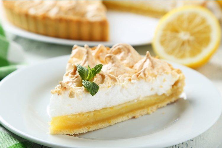 El merengue dará una textura muy original a tu tarta