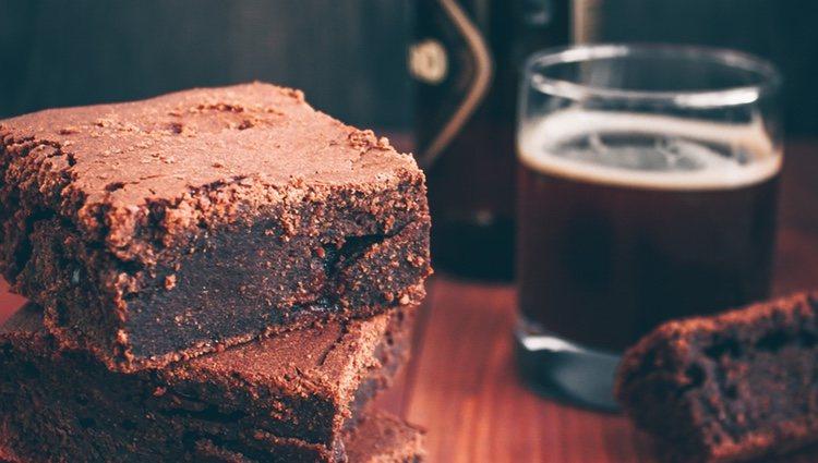 La tarta Guinness es un dulce ideal para merendar