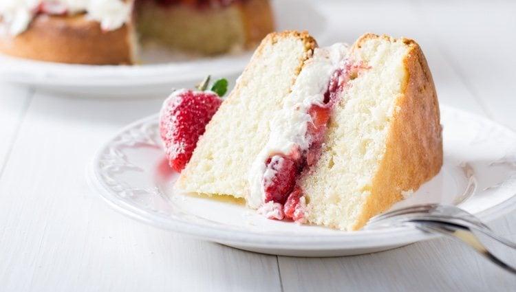 La tarta Victoria recibe el nombre en honor a la reina Victoria de Inglaterra