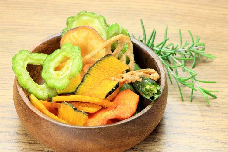 Puedes elegir las verduras que más te gusten