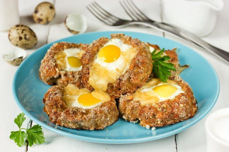 La receta de los huevos nido es ideal para realizar un plato rápido y delicioso