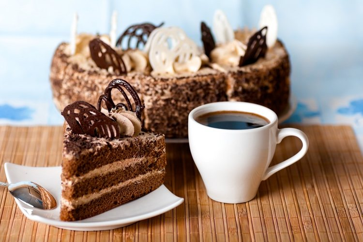 Esta es una buena opción si no te gusta el chocolate como para comerte una tarta de este sabor