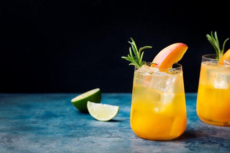 Tal fue el éxito de la bebida gaseosa 'Crush' que ha recibido el nombre de un cóctel