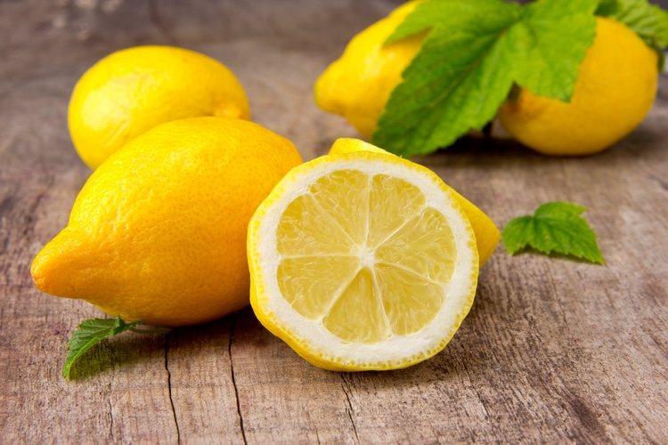 El limón es un cítrico ideal para los postres