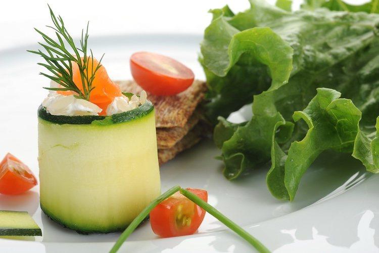 El calabacín es una verdura que está durante todo el año
