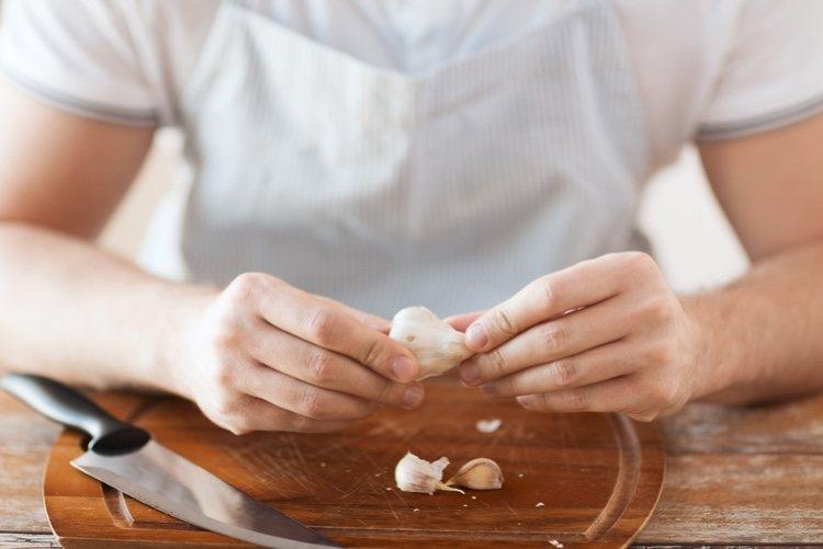 El pan puede cambiar por fideos o verduras sin problemas
