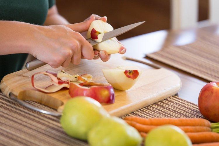 Puedes escoger la clase de manzanas que más te guste