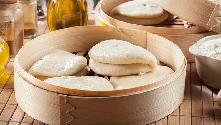 Prepara estos deliciosos panes con un toque oriental y déjate sorprender por su textura y sabor