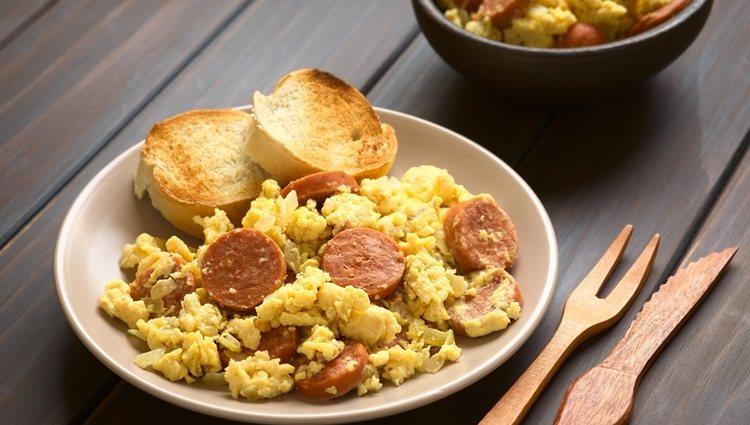 Disfruta esta receta tradicional y prepara este fácil y riquisimo plato