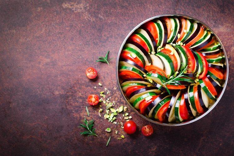Esta receta la puedes servir como plato principal o también guarnición