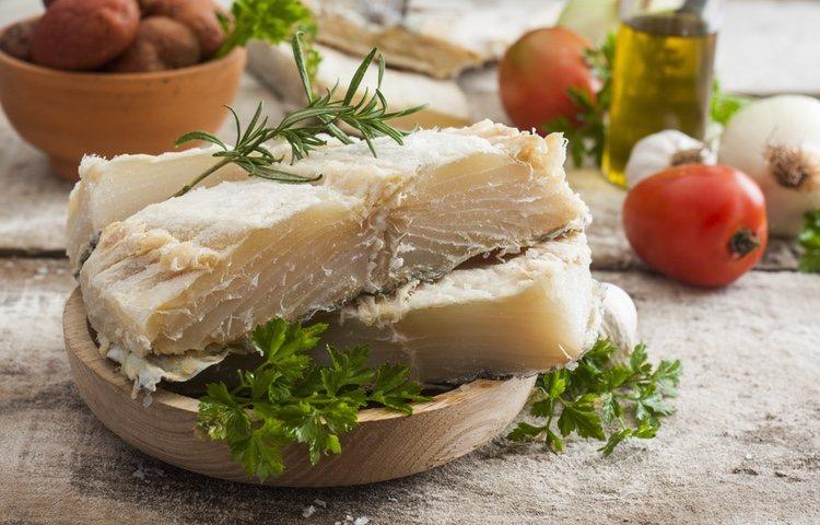 El bacalao tiene importantes propiedades para la salud y multitud de vitaminas