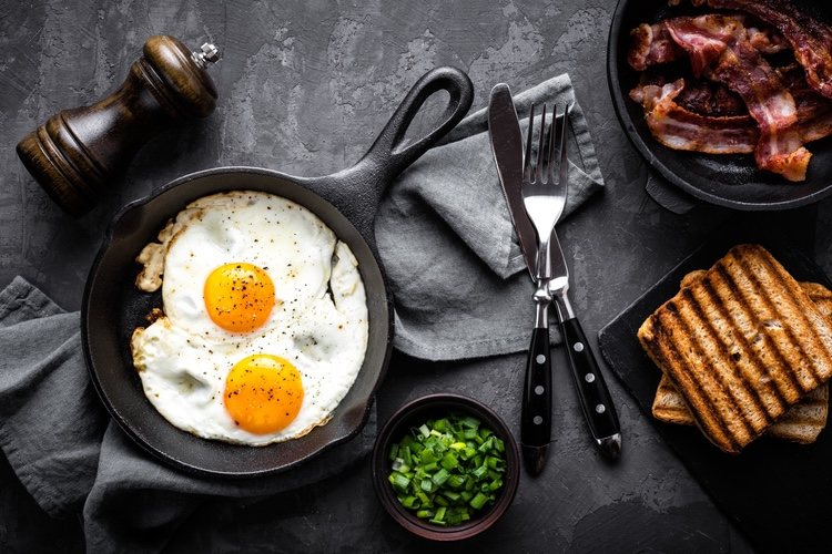 La forma de cocinar el huevo supone mayor o menor beneficio para el organismo
