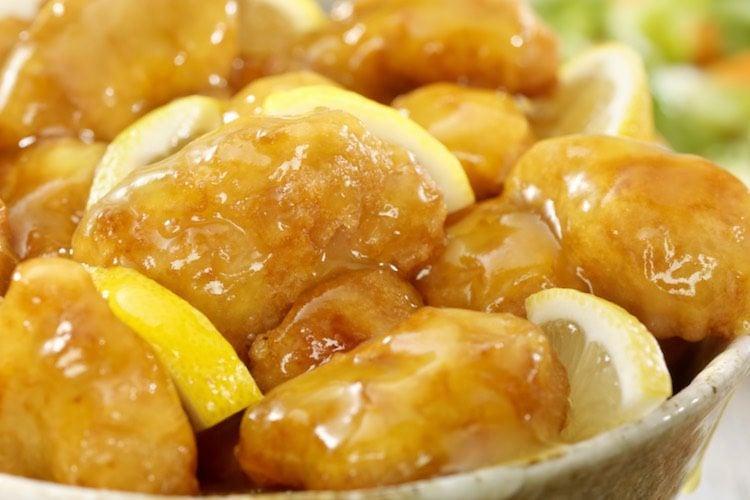 como hacer salsa de limon china