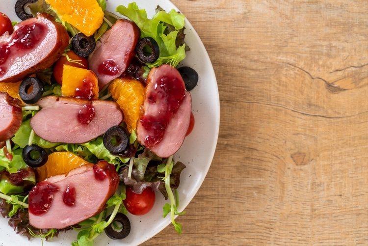 Descubre esta deliciosa ensalada, saludable y fuente de muchas vitaminas