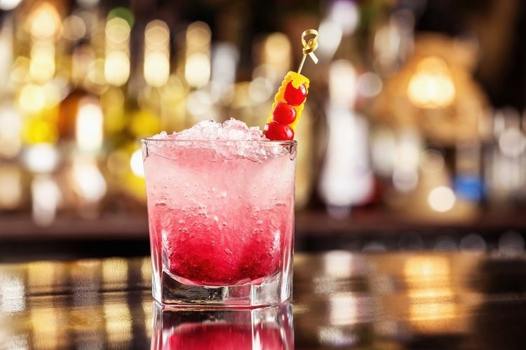Cóctel sin alcohol apto para todos los miembros de la familia