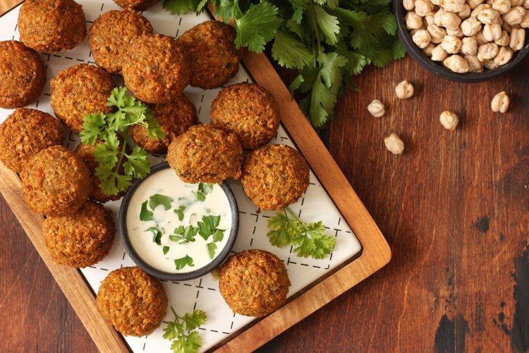 El falafel es uno de los platos más conocidos dentro del mundo árabe