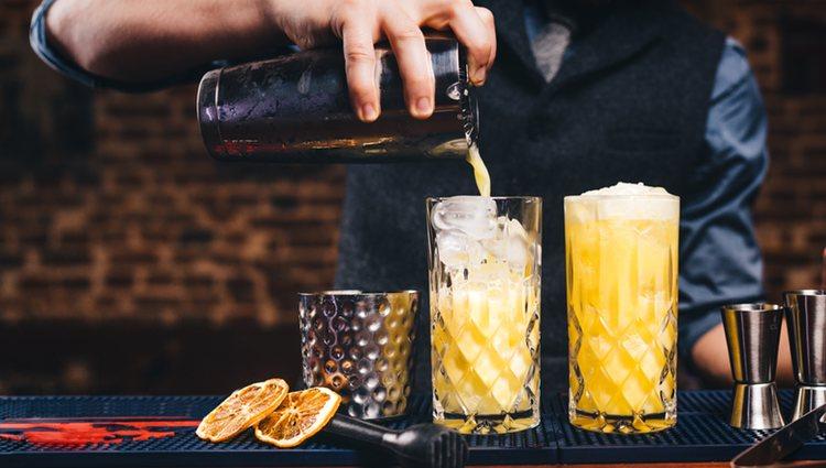 La coctelera es un instrumento esencial para la mezcla homogénea de los líquidos