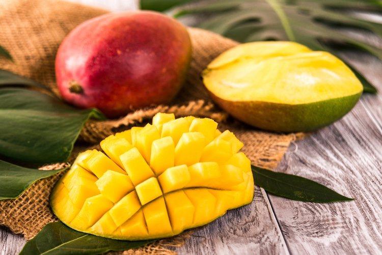 El mango es una fruta refrescante y con mucho sabor