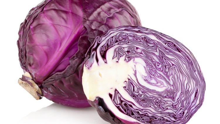 La lombarda no es una verdura muy común, pero llena la mesa en época navideña