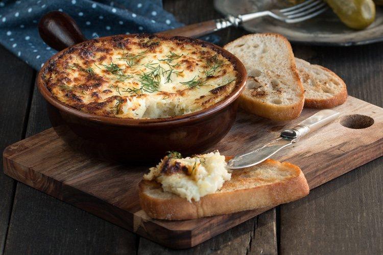 La brandada de bacalao es un plato catalán de origen humilde