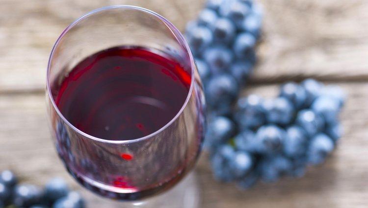 Hay que quemar el alcohol del vino para esta receta