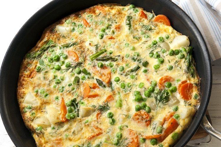 Añadir más verduras u hortalizas si se desea