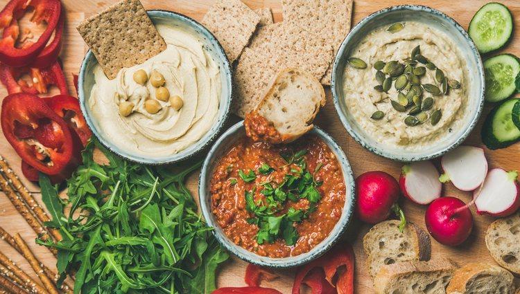 Junto al hummus, la crema Muhammara es muy usada en el mundo árabe