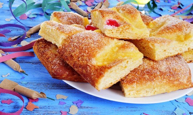 La coca de San Juan es ideal para acompañarla a un vaso de elche o un café