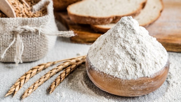 El primer paso será tostar la harina