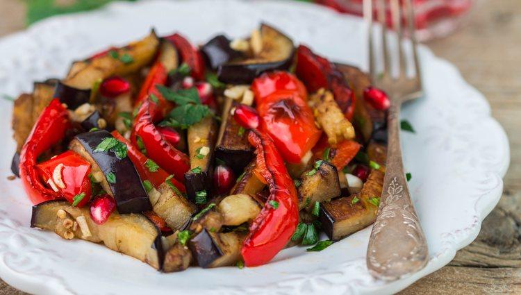 Este plato tiene pocas calorías y sus alimentos son saciantes