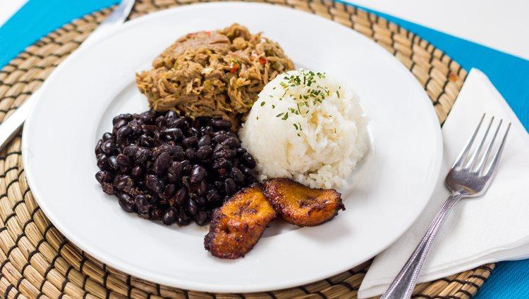 Esta es una receta tradicional venezolana con una mezcla deliciosa de sabores