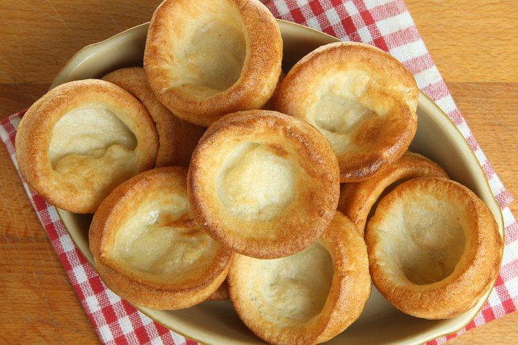 El Pudding de Yorkshire servía para llenar a los comensales antes del plato principal